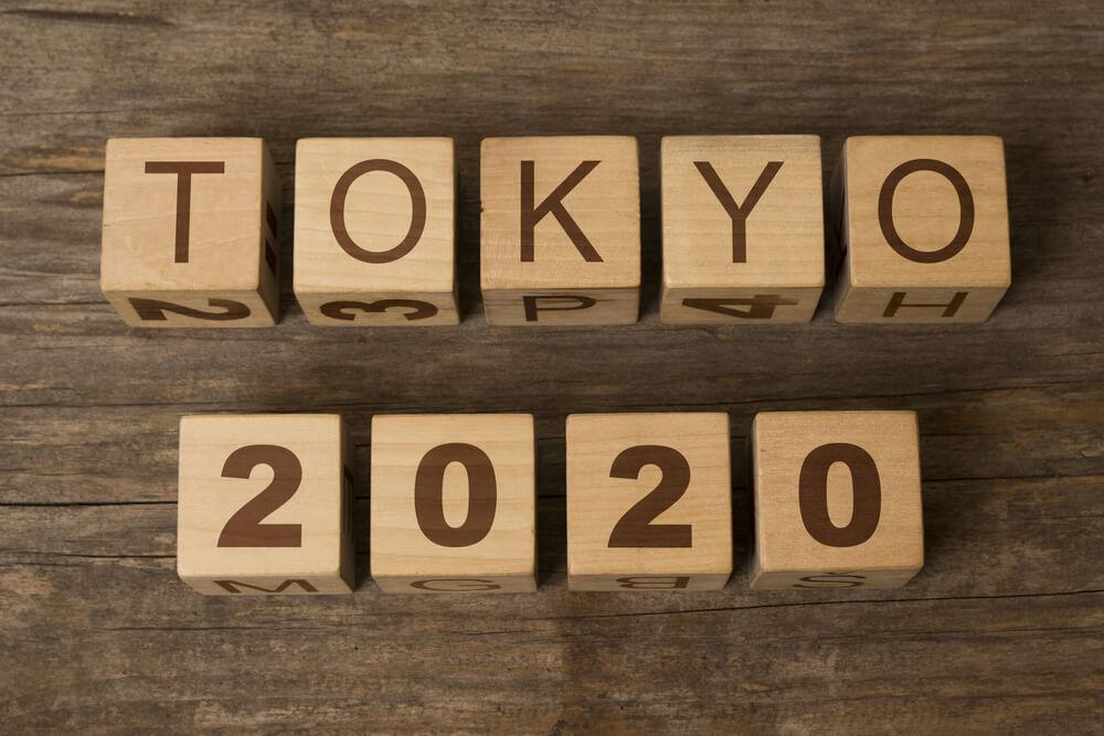 東京オリンピック 2020年 タイ人