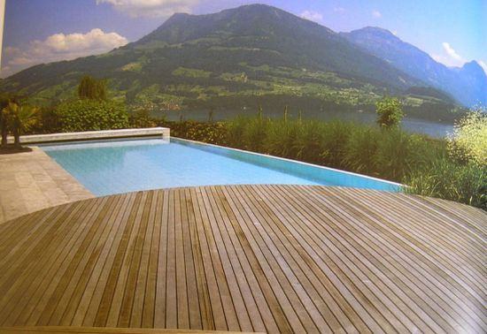 Plyco's Marine Plywood Used for Decking