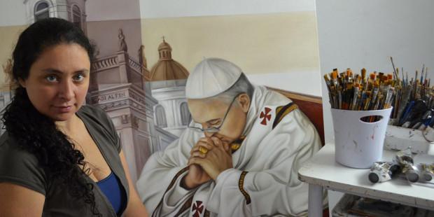 Đức Thánh Cha Phanxico kêu gọi sự trợ giúp của các nghệ sĩ