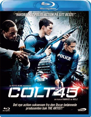 Filme Poster Colt 45 BRRip XviD & RMVB Legendado
