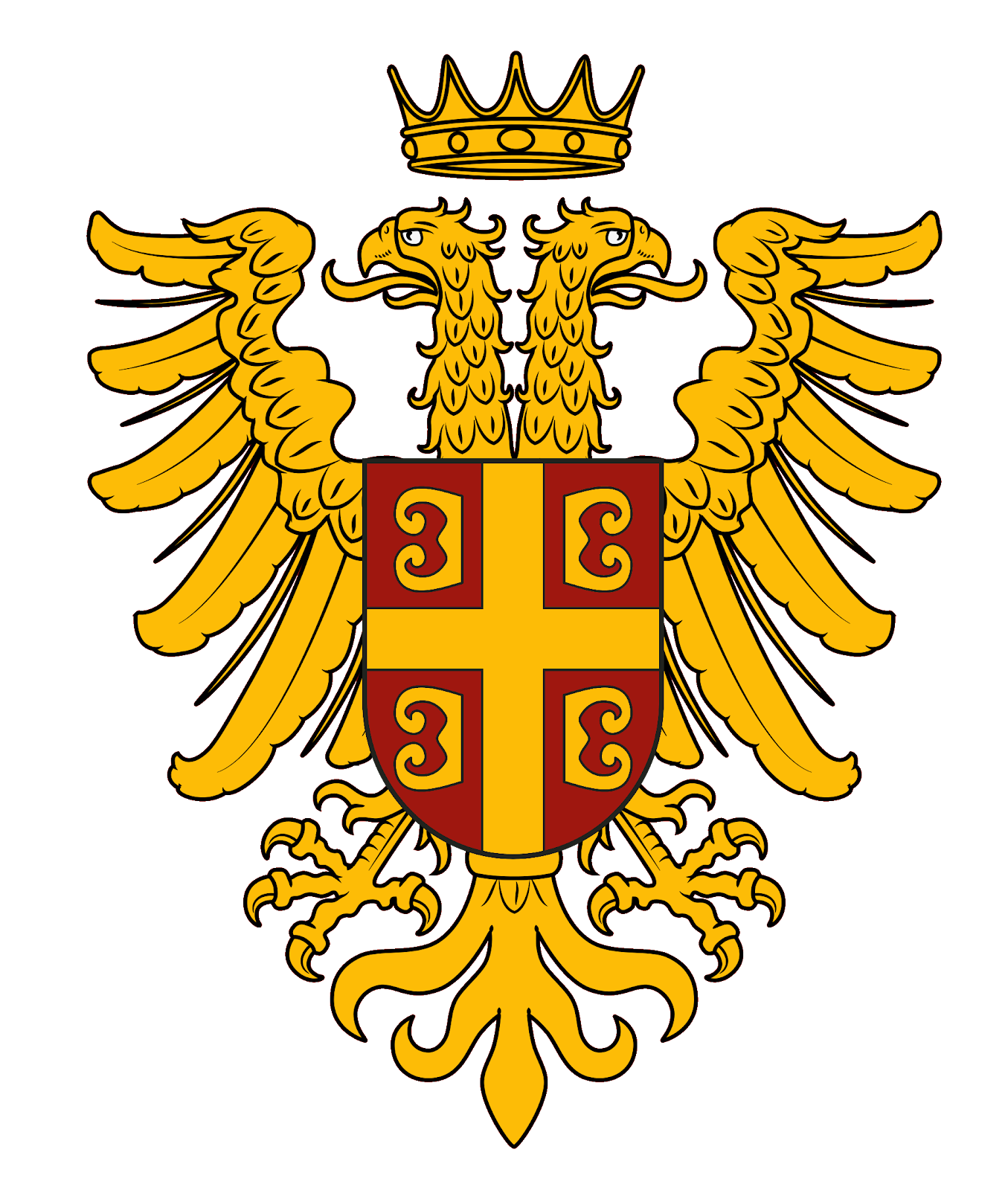 Image result for Byzantine Empire coat of arms