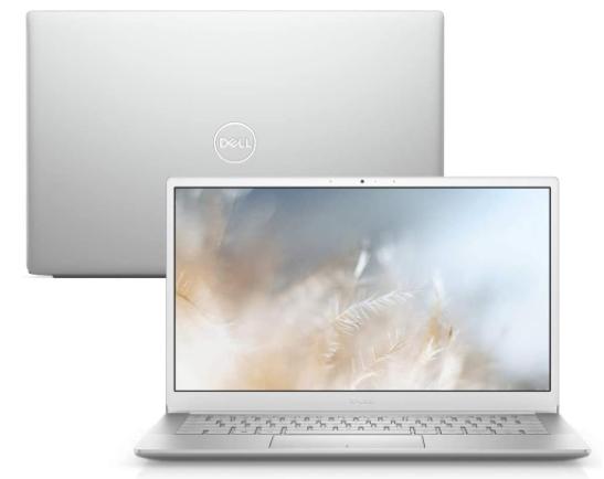 Imagem de um notebook da marca Dell modelo Inspiron 13