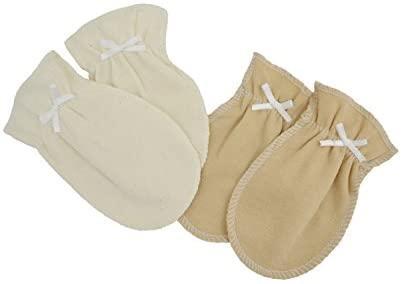 TL Care Newborn Mittens