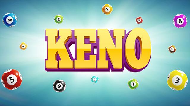 Có rất nhiều bậc chơi tại Keno