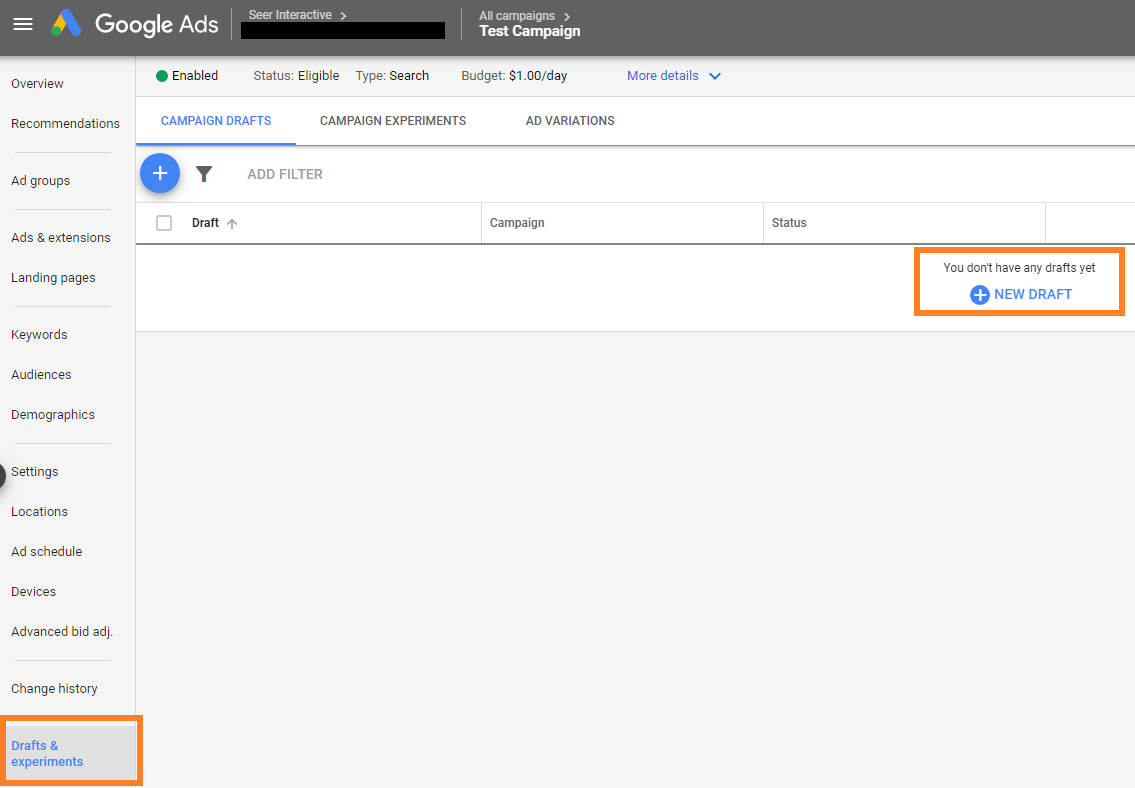 How to Use Google Ads Campaign Experiments