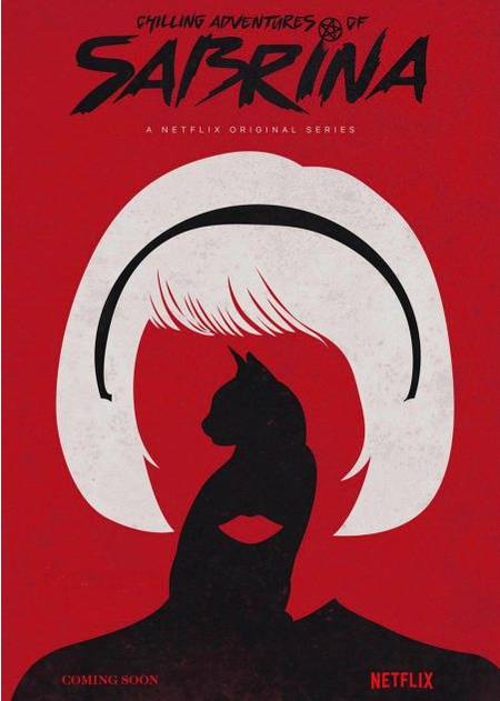 Image result for the chilling adventures of sabrina release date