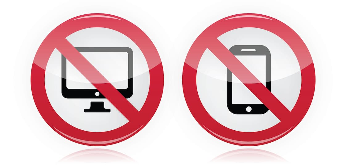 Unplugging From Technology: Seven Weeks Of No Tech