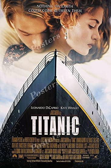 Titanic, Director James Cameron