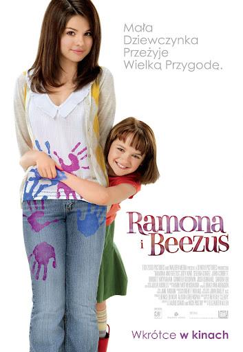 Polski plakat filmu 'Ramona i Beezus'