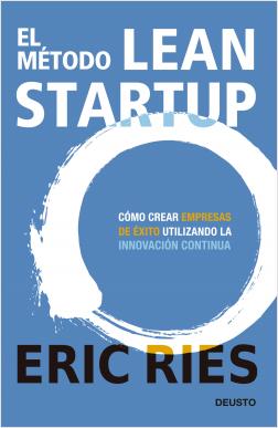 Mejores libros de liderazgo: El método Lean Startup