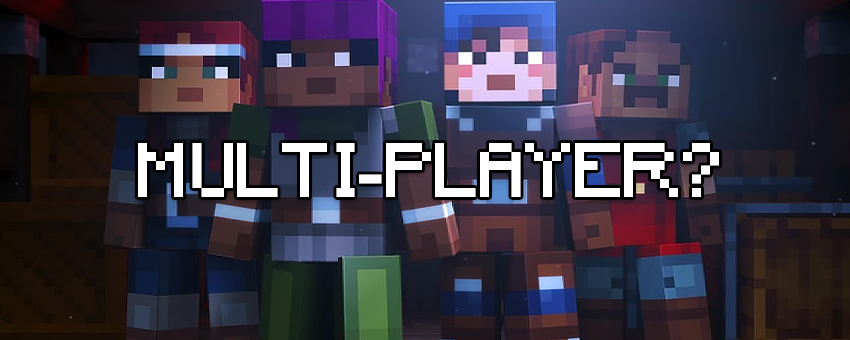 Will Minecraft Dungeons be Multiplayer?