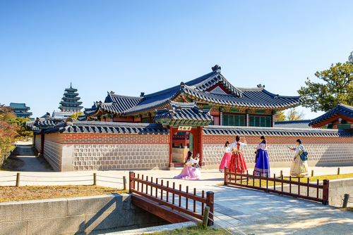 trang phục truyền thống Hàn Quốc