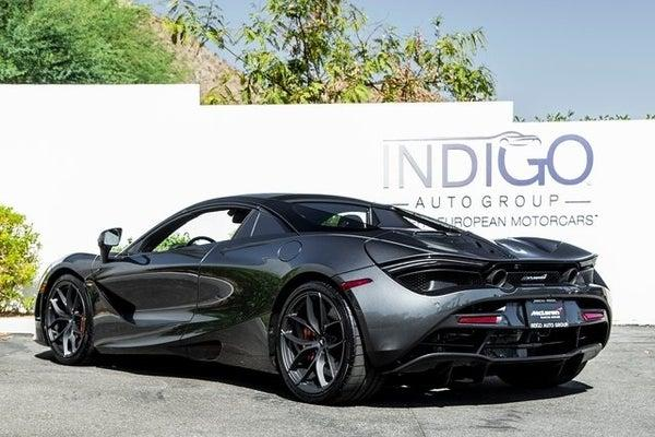 2020 McLaren 720S Spider Rancho Mirage CA   Cathedral City Palm ...