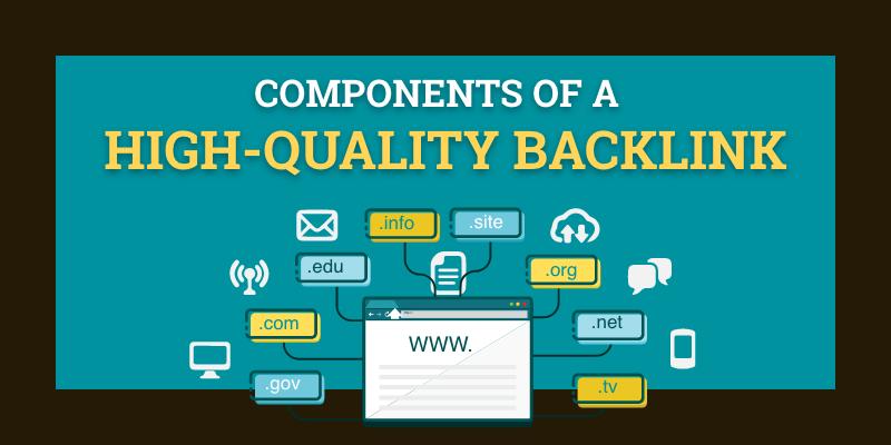 Backlink chất lượng cao đến từ tên miền uy tín và nội dung đầu tư ...