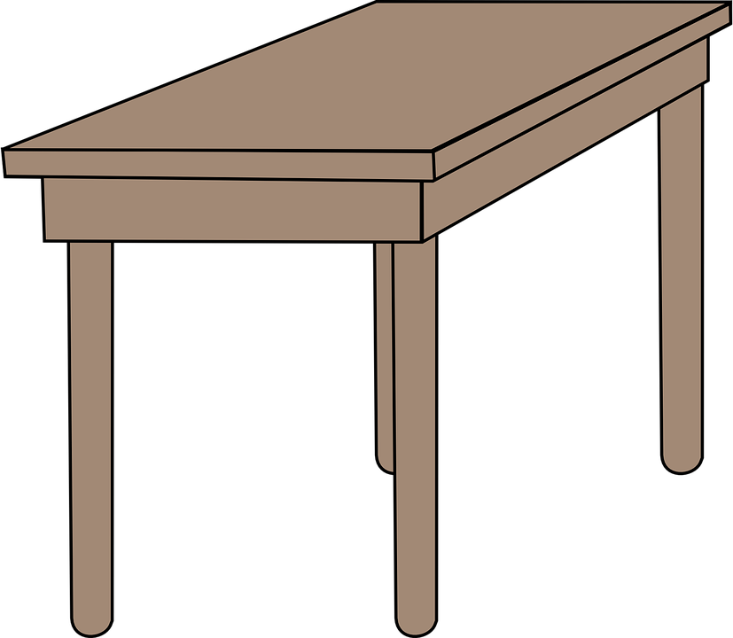 Free vector graphic: Desk, Furniture, School, Table - Free Image ...