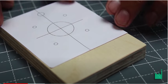 Create a drill diagram