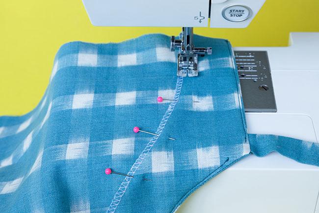 how to make tunics