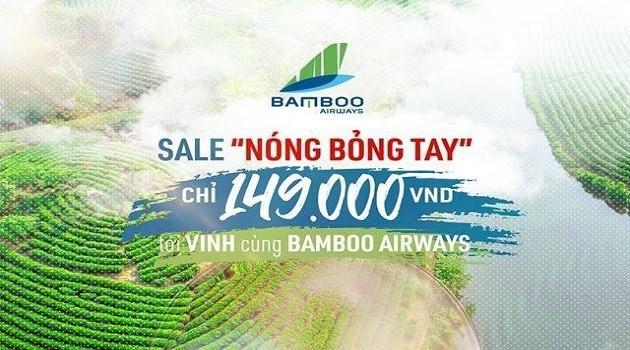 Vé máy bay Bamboo giá rẻ thu hút sự chú ý cao từ người tiêu dùng thông minh