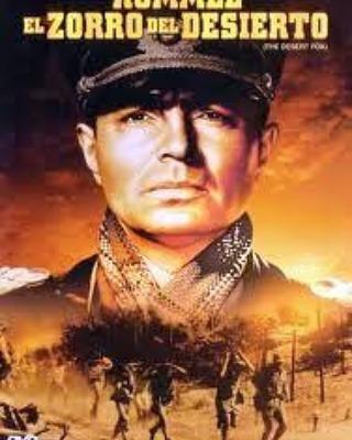 Rommel, el zorro del desierto (1951, Henry Hathaway)