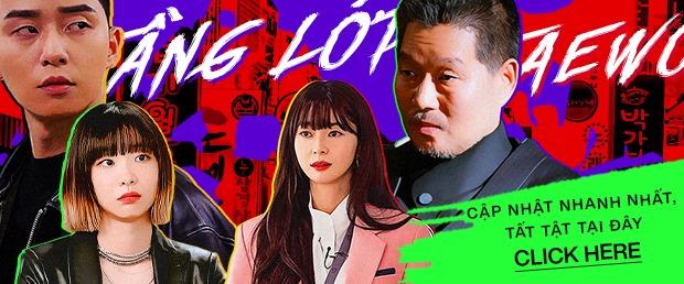 Kwon Nara hồn nhiên reaction cảnh tình tứ của Park Seo Joon và tình địch ở hậu trường Tầng Lớp Itaewon, hơi kì nha! - Ảnh 12.
