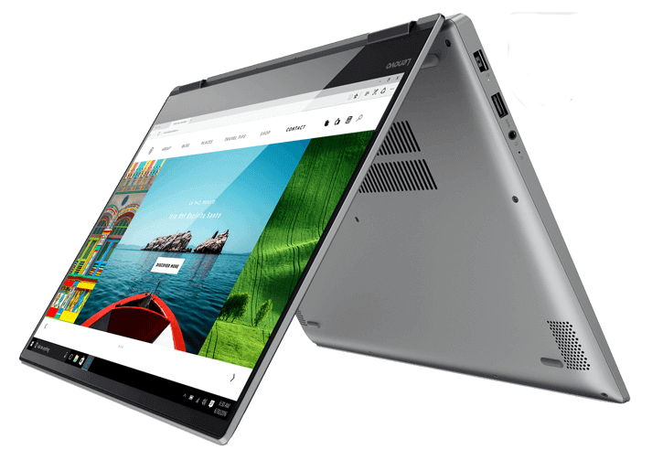 Фото 2 - Ультрабук Lenovo Yoga 720 Iron Grey (81C300A1RA)