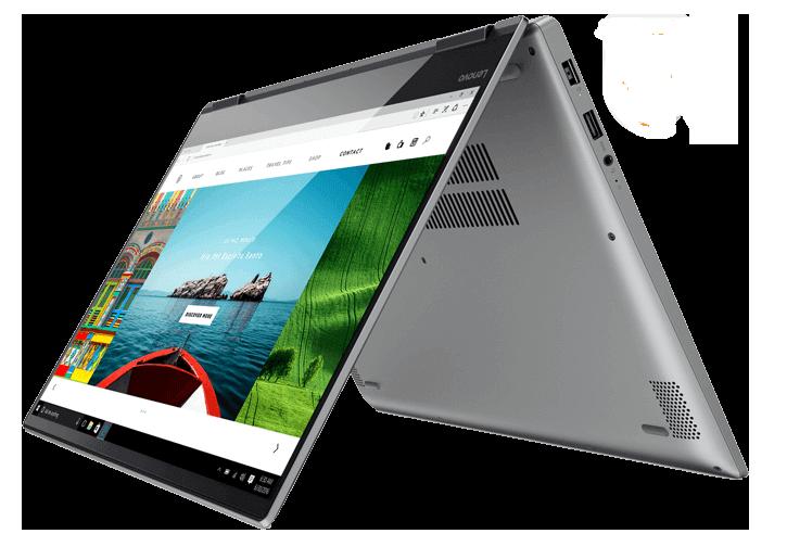 Фото 2 - Ультрабук Lenovo Yoga 720 Iron Grey (81C300A1RA)