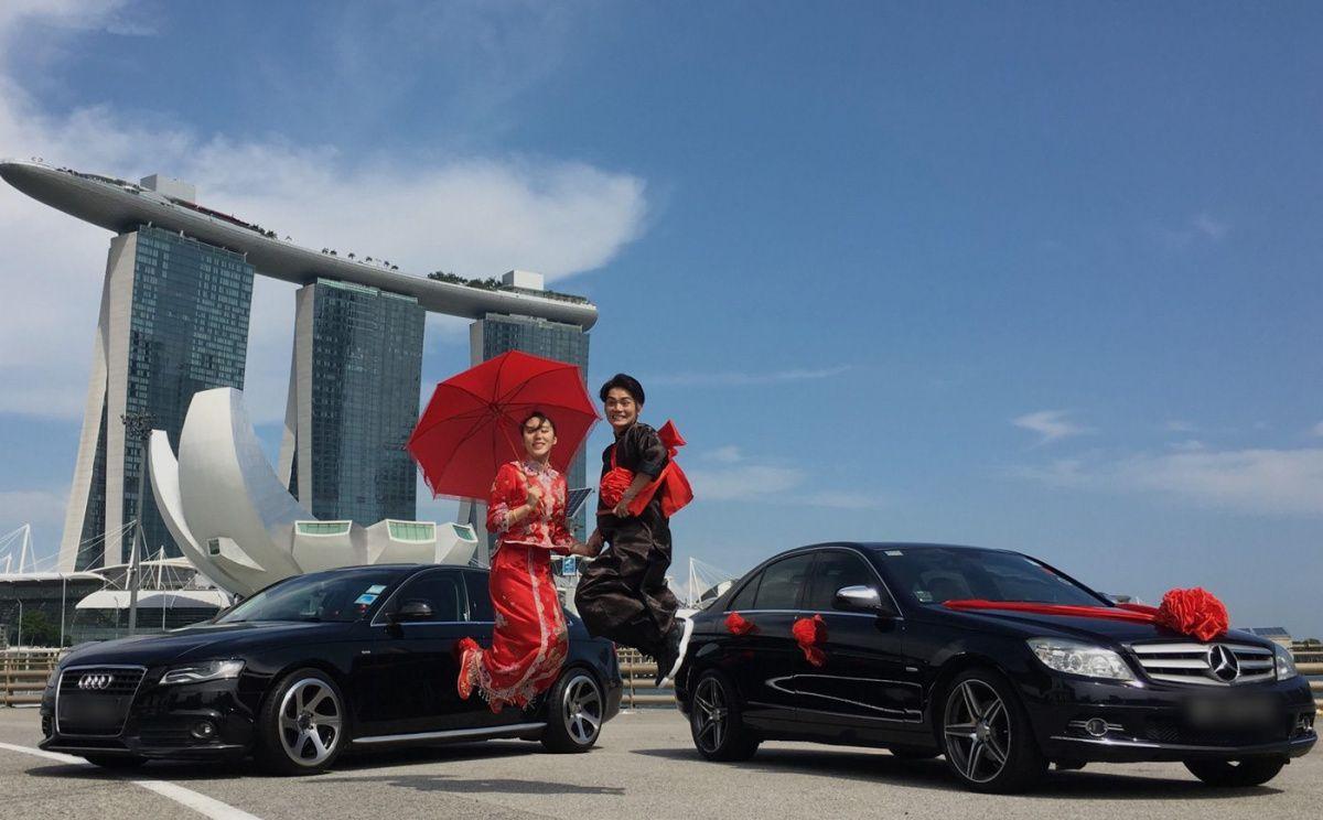автомобиль Сингапур