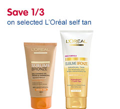 Self Tan Products - Boots