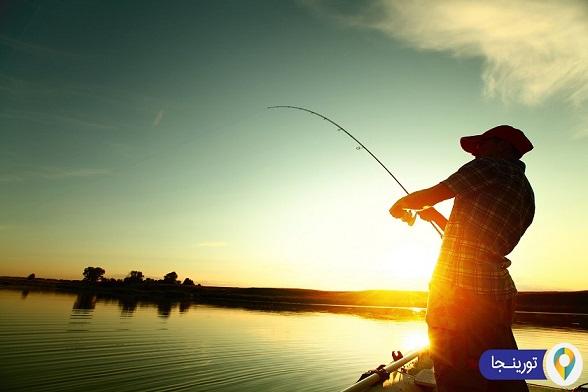 ماهیگیری در جزیره پاتایا