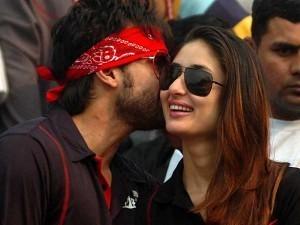 Saif Ali Khan & Kareena Kapoor: