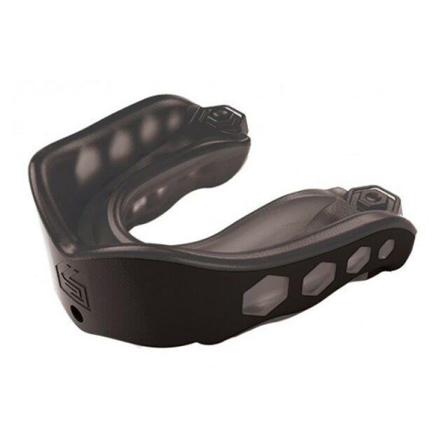 Image result for 7. The Shock Doctor Gel Max Cabrio Mouthguard
