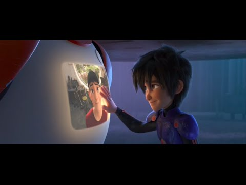 """I Am Satisfied With My Care"": Big Hero 6 and Healing"