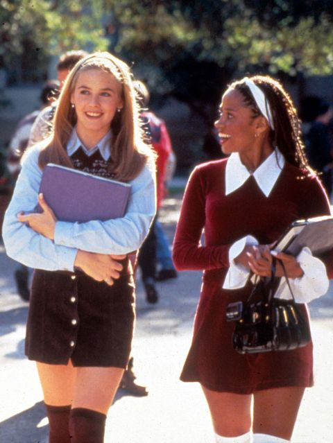 Clueless Costume Designer Mona May on Redefining '90s Fashion