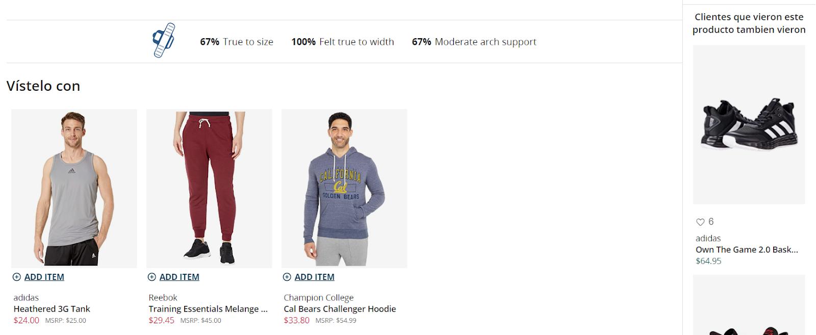 personalizacion ecommerce zappos