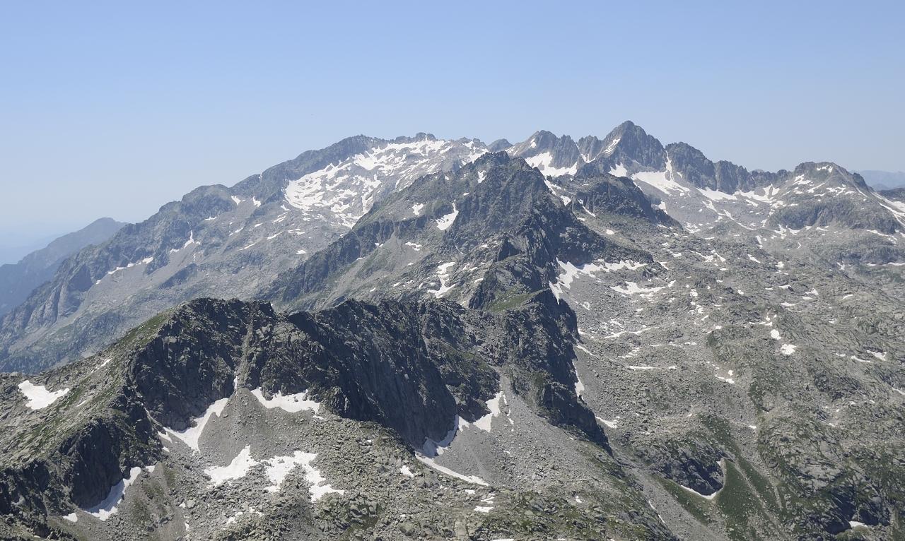 Panorámicas desde lo alto del Montardo ¡IMPRESIONANTE!