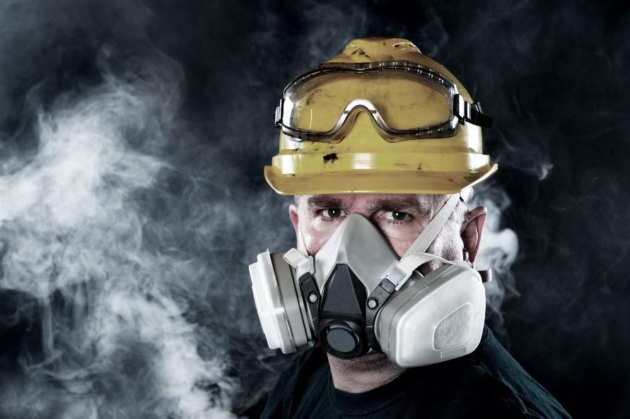 Ứng dụng mặt nạ phòng độc trong các vụ cháy nổ