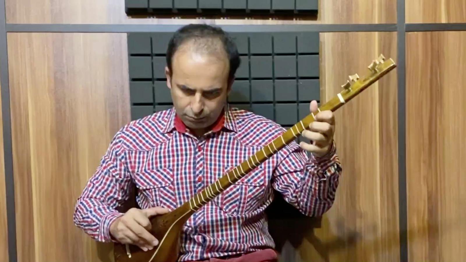 چکاوک همایون کتاب دوم آموزش جلال ذوالفنون نیما فریدونی سهتار