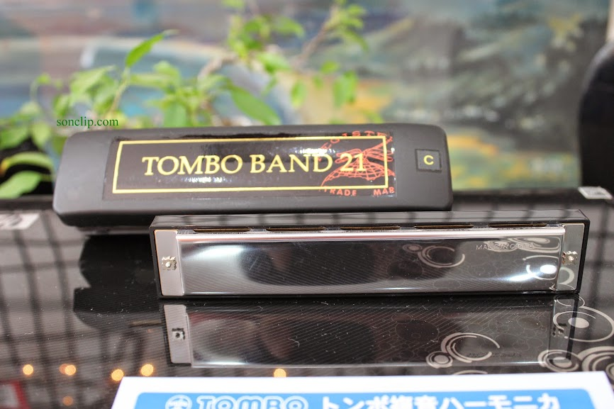 Kèn Harmonica - Tombo Band 21 (key C)