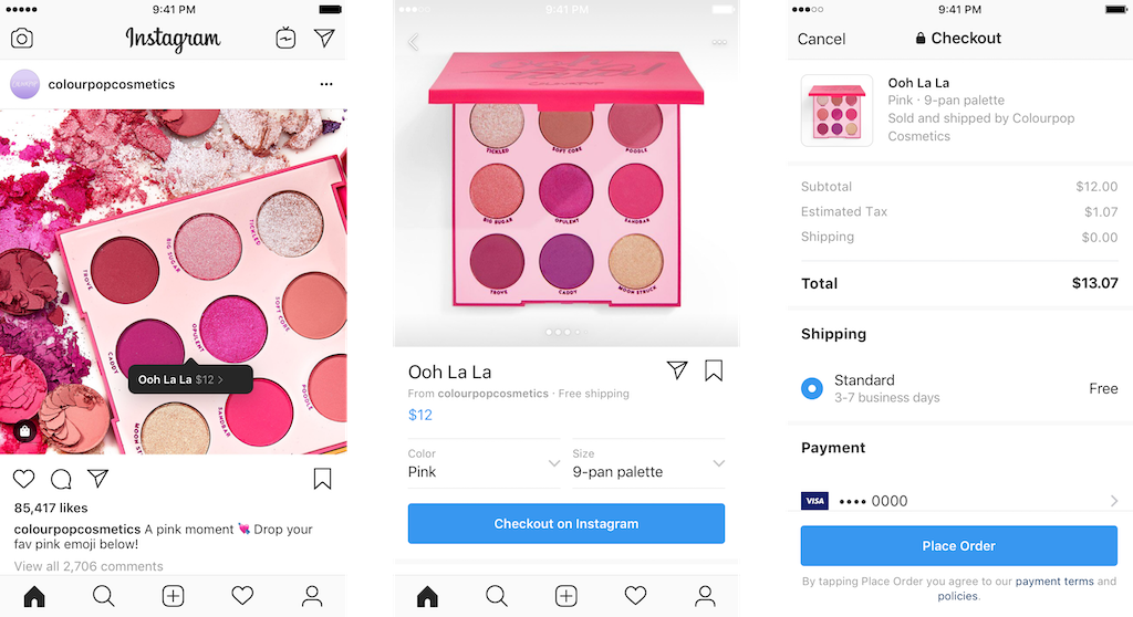 Instagram Lets Brands Sell Products Directly Through the App ...