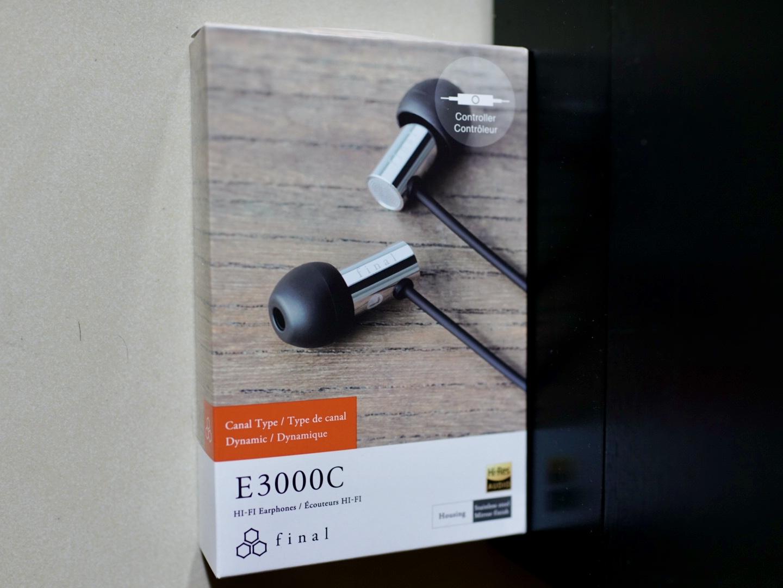 final E3000C