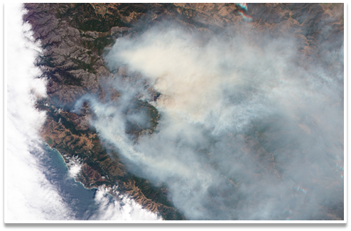 df0d0b6401a Use Case: Look for survivors and emergency crews during fires, these  satellites peer through smoke. Similarly, look for which manufacturing  building or ...