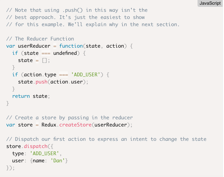 Using Redux for handling UI and data states
