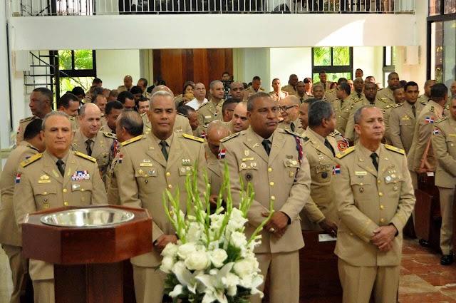 Ejército Celebra Misa por 5to. Aniversario de EGEMERD