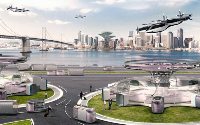 Hyundai aposta em novos modelos de veículos, como os carros elétricos autônomos e voadores, para se reinventar