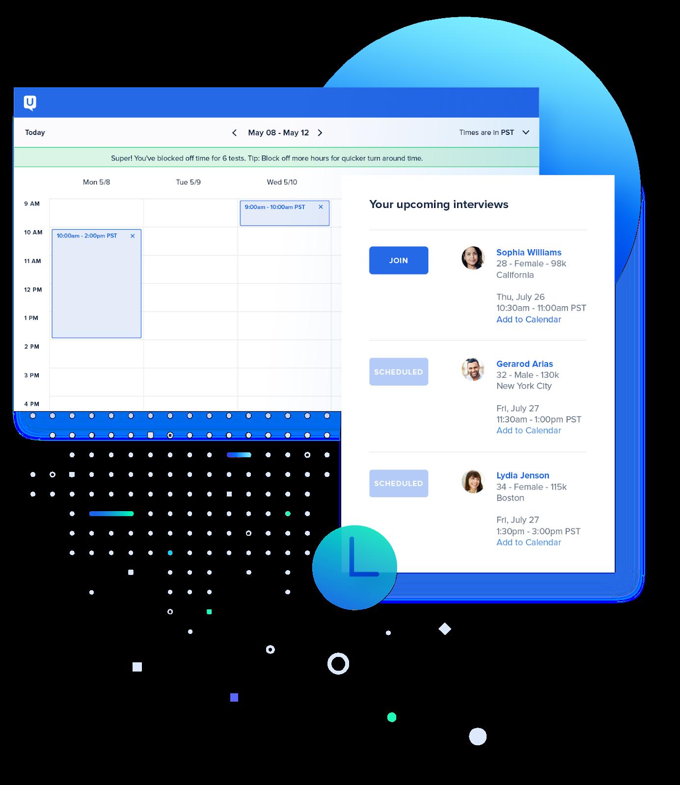 UserTesting screenshot - Insight Platforms