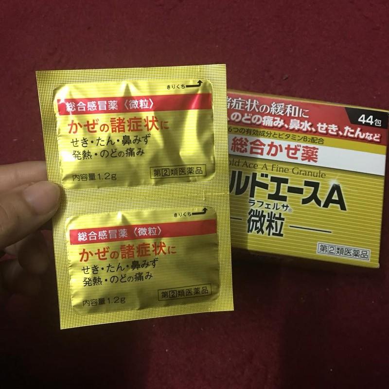 Thuốc cảm cúm Taisho Pabron Gold A Nhật Bản tốt nhất