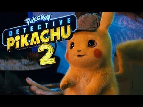 Detective Pikachu 2 Movie Poster