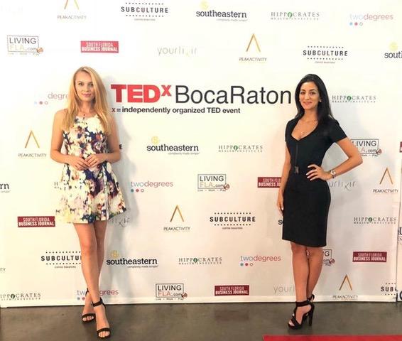 Antonella Nardi and Desirée Chance