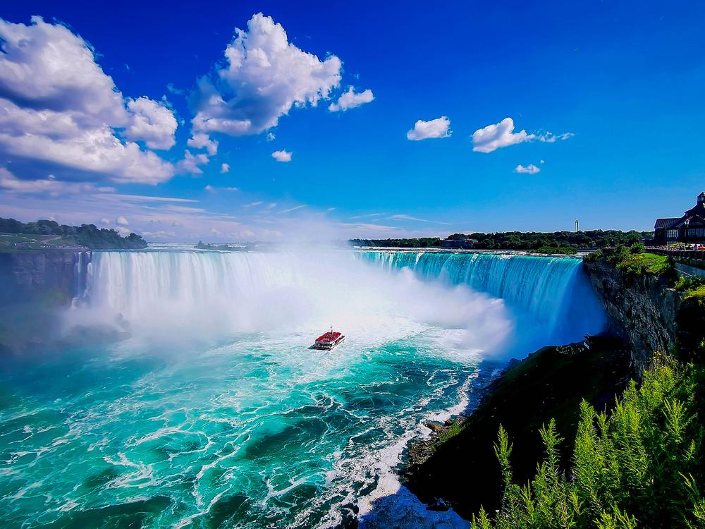 加拿大打工度假遊學留學必去景點尼加拉瀑布2