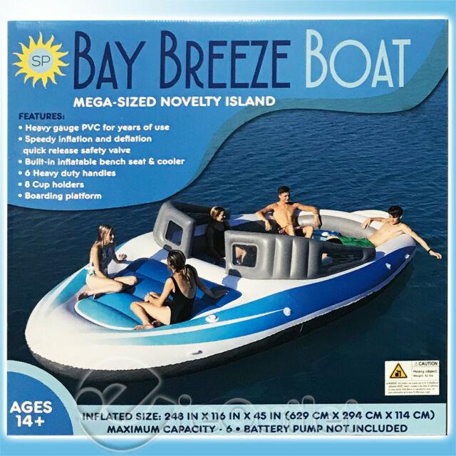 Instaboat boat float